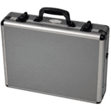 Four Pistol Range Case 31066 GREY by ADG Sports