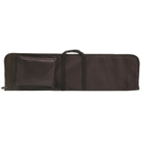 Allen 282-44 Riot Shotgun Case with Pocket 44 inch Black