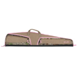 Allen Willow Rifle Case 46 Inch Realtree Xtra Green/Pink 859-46