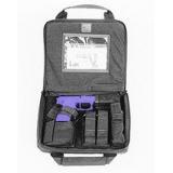 BlackHawk 66SS00BK Discreet SOCOM Pistol Case Black