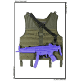 Tactical Releasable STRIKE Sling 70GS13BK by BlackHawk