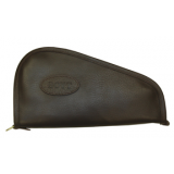 Boyt GCL062 Heritage Leather Heart-Shaped Pistol Pad,12in