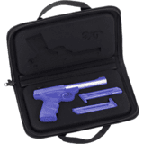 Browning 1419001 Flex Foam Buck Mark Pistol Case - Black