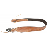 Leather Basket Weave Sling, Antique 1225098 by Browning