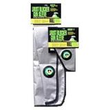 "Bull Frog 90181 Handgun Sleeve 12"" Rust/Corrosion-Resistant Textured"