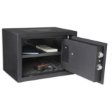 Bulldog Cases Magnum LED Vault w/ Shelf & Automatic Bolt System