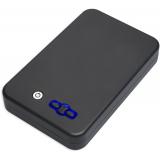 Bulldog Cases Digital Personal Vault w/LED and RFID
