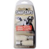 Carlsons Choke Tubes, 12 and 20 Gauge Wool Snap Caps