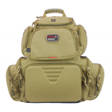 G. Outdoors Products The Handgunner Backpack Tan GPS-1711BPT