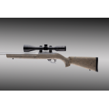 10-22 Rubber O.M. Stock Magnum action with .920 Dia. Barrel Ghillie Tan 22930 by Hogue