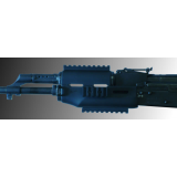 AK-47/AK-74 Standard Chinese and Russian - Forend with OverMolded Rubber Gripping area 74004 by Hogue