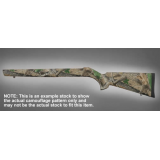 Howa 1500/Weatherby L.A. Heavy/Varmint Barrel PillarBed Hardwoods 15411 by Hogue