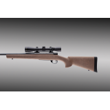 Howa 1500/Weatherby S.A. Standard Barrel PillarBed Stock Ghillie Tan 15900 by Hogue