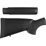 Mossberg 500 OverMolded Shotgun Stock kit with forend - 12 L.O.P. 05032 by Hogue