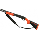 Less Lethal Orange O.M. Shotgun Stock w/forend for the Remington 870 08742 by Hogue