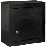 Homak Add-On Steel Security Cabinet