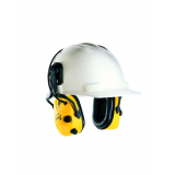 Impact Sound Amplification Earmuff by Howard Leight
