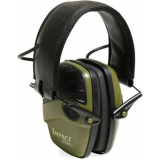 Impact Sport Electronic Noise Amplification Earmuffs R-01526 by Howard Leight
