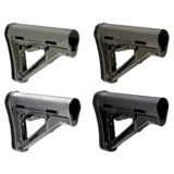 Magpul Industries CTR Rifle Stock, Fits AR-15/M-16, Commercial-Spec