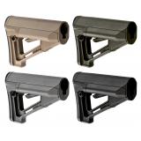 Magpul Industries STR Rifle Stock w/Storage, Fits AR-15/M4,Mil-Spec