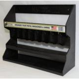 MagStorage Solutions Adjustable Pistol Magazine and Ammo Holder