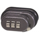 Master Lock 94DSPT Resettable Combination Lock w/Pin Tumbler Security