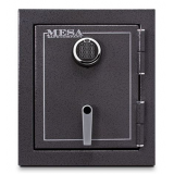Mesa Safes MBF1512 Burglary and Fire Safe,1.7 cu ft,16.5x14.25x12.5in