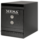 Mesa Safes Anti-Fish Muck Under Counter Depository Safe