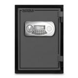 Mesa Safes MF50E UL Classified Fire Safe,0.6 cu ft,11.875x8.25x10.25in