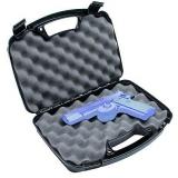 MTM Black  80740 Single Handgun Case Up To 6in. Barrel
