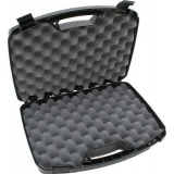 MTM Black  80940 Two Pistol Handgun Case