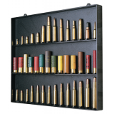 Cartridge Collection Display Board Space For 42 Black CBD-1-40 by MTM