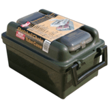 Shotshell And Choke Tube Box Forest Green SW100-11 by MTM
