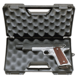 MTM 806-40 Single Pistol Case Model 806 Black For Up To 6 inch Barrel Handguns