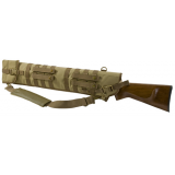 VISM Tactical Shotgun Scabbards in BLK, Camo, TAN, Green