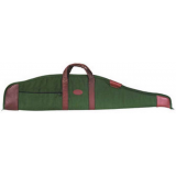 Outdoor Connection Supreme Scoped Gun Case Canvas/Leather w/Pocket and Handles 48 in.