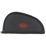 Outdoor Connection Superior Traditional Heart-Shaped Pistol Case Leather 14 in.