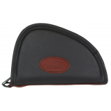 Outdoor Connection Superior Traditional Heart-Shaped Pistol Case w/Leather 8 in.