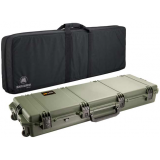 Storm Case Custom Soft Rifle Cases, No Foam with FieldPak Soft-Sided Bags - Black