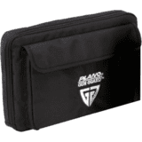 Plano Molding Soft Pistol Cases with Pockets for Extra Magazines/Clips