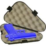 Plano Moulding  142300 Black Plastic Pistol Case 12 in. L x 2.25in W x 7in H