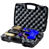 Plano Moulding 10-10137  Special Edition Black Pistol Case