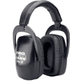 Ultra Passive 28 Shooting Hearing Protection Headsets PE-28 by Pro-Ears