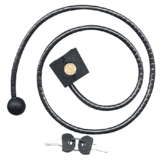 Pro-Lok 38inch Cable Lock For Rifle