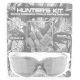Journey w/ Foam Ear Plugs Hunter's Kit Advantage Max-4 - AMBER HKJRM4F by Radians