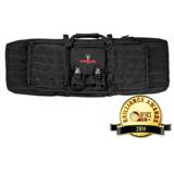 Safariland 4552-46-4 Dual Rifle Case, Black, 46 in