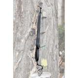 Slogan Outdoors Magnum Heavy Weight Bow Sling 12 In 1 W/para Cord Black