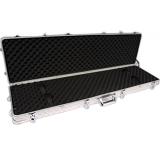 Sportlock AluminumLock  Hard HD Double Rifle Case w/wheels - holds 2 rifles