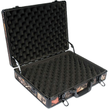 Sportlock CamoLock Hard Quad Pistol Case - holds 4 pistols
