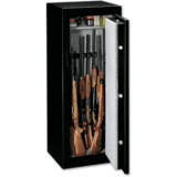 Stack-On 16 Gun Safe w/ Electronic Lock, 20.71x17.27x54.96